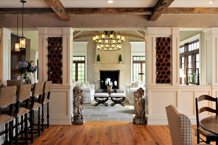 Farm To Table Residence Wins Westchester Home Best In Show Design Award
