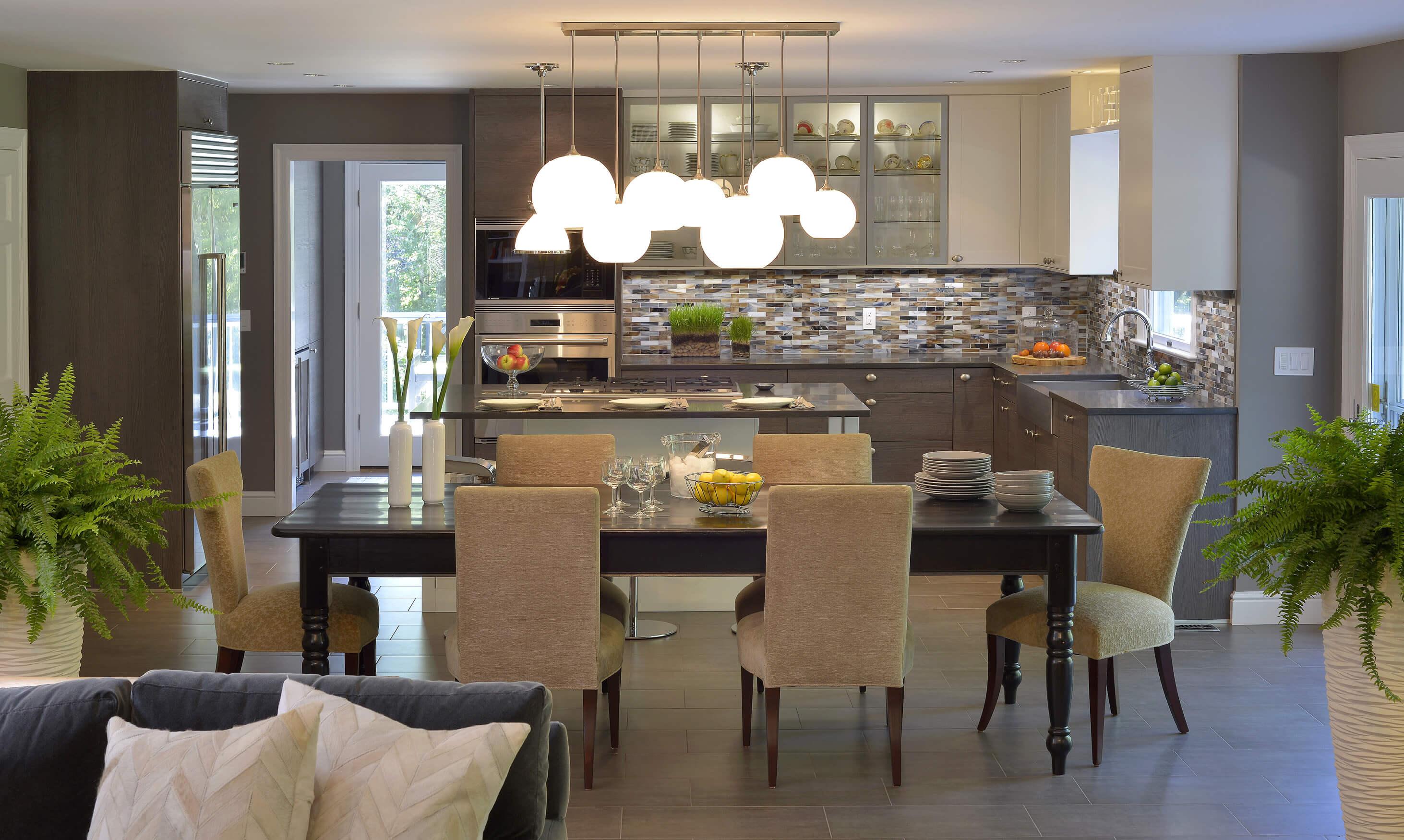 Cucina Modern - Carol Kurth Architecture + InteriorsCarol Kurth ...