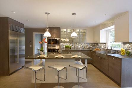 Cucina Modern Featured In East Coast Home + Design Magazine