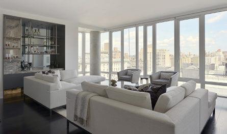 Skyline17 Manhattan Apartment Wins Design Honor Award From AIA Westchester  + Hudson Valley